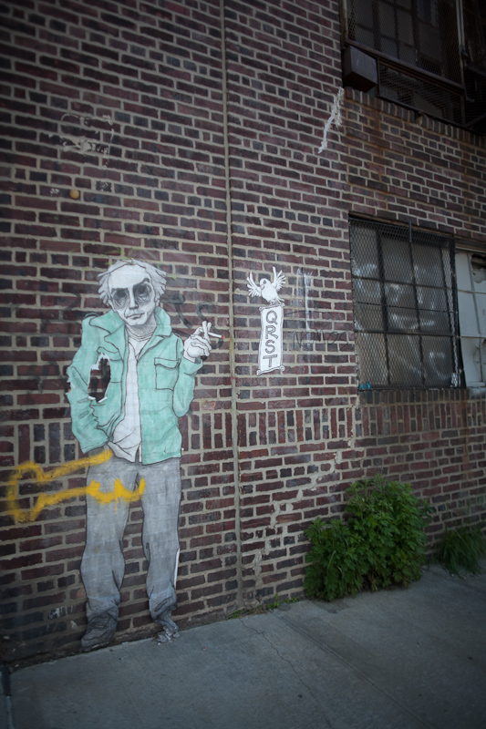 williamsburg pasteup