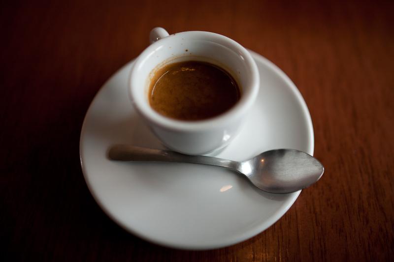 espresso at spro