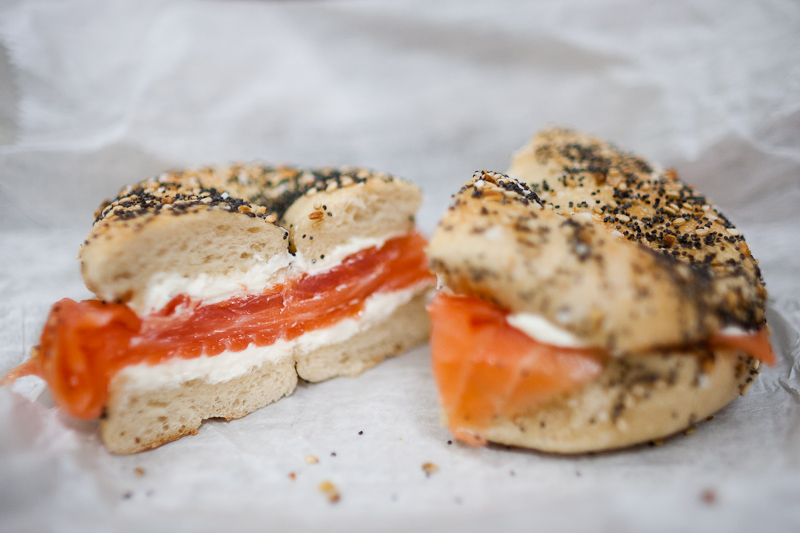 bagel at absolute