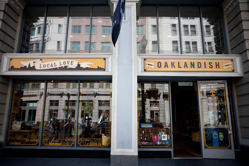 Oaklandish storefront