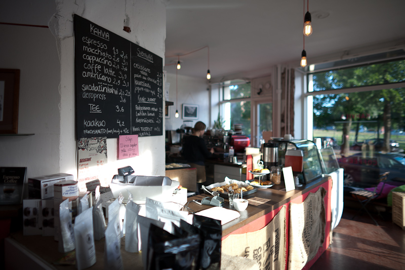 Kahvila Sävy