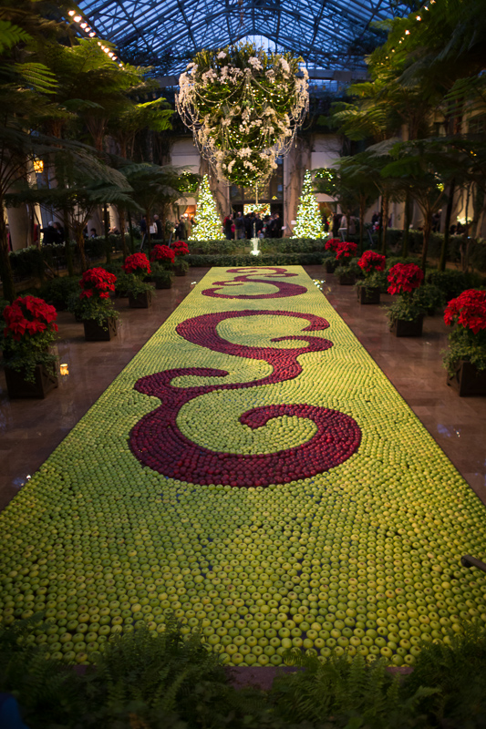 Holidays at Longwood Gardens