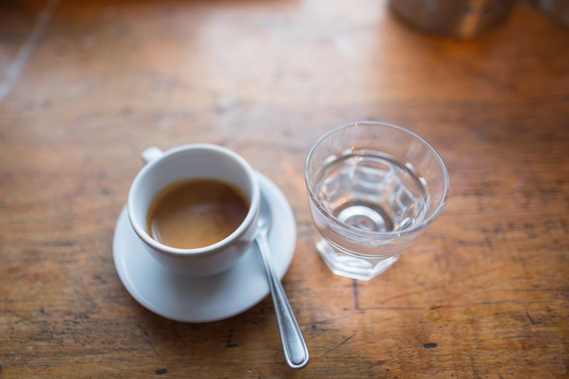 dark horse espresso, toronto