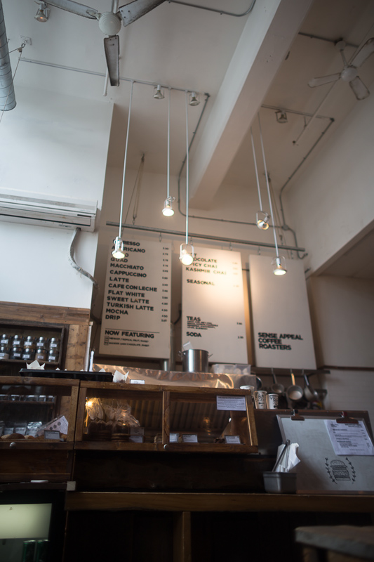 sense appeal coffee roasters toronto