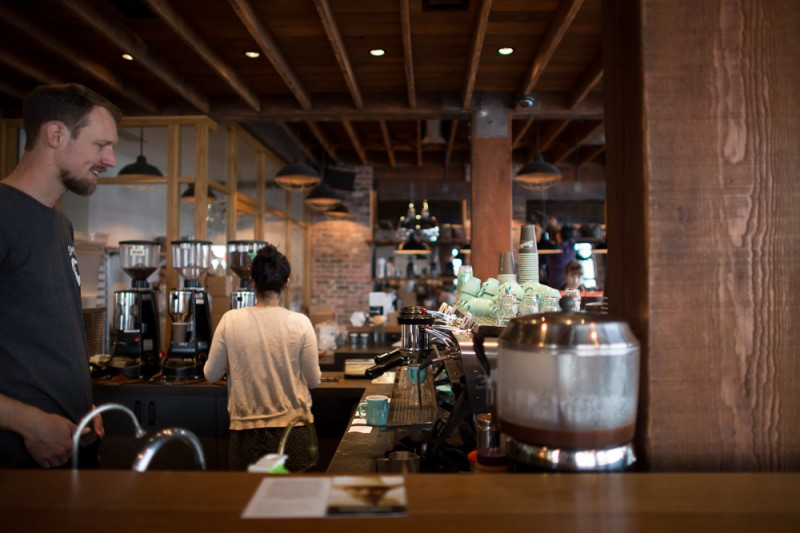 49th parallel coffee roasters vancouver