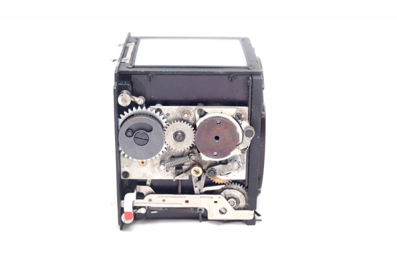 Hasselblad 500c disassembly