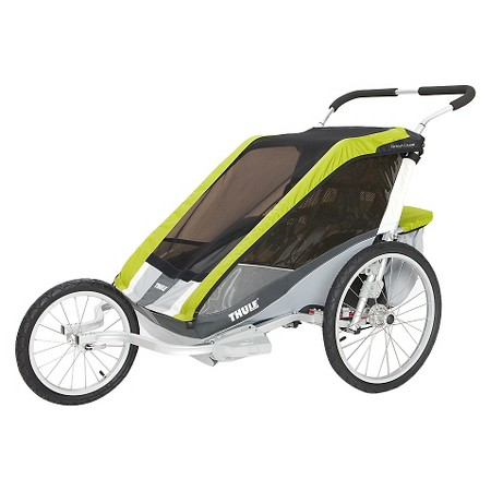 Thule Chariot Cougar with jogging attachment