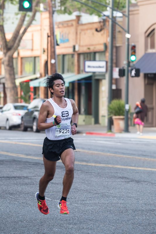 EAST BAY ATHLETIC CLUB Oakland Running Festival - 2017
