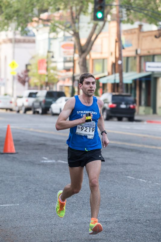 STRAWBERRY CANYON TC Oakland Running Festival - 2017